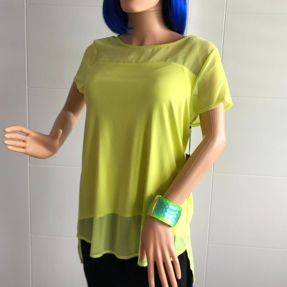 Neon tunic